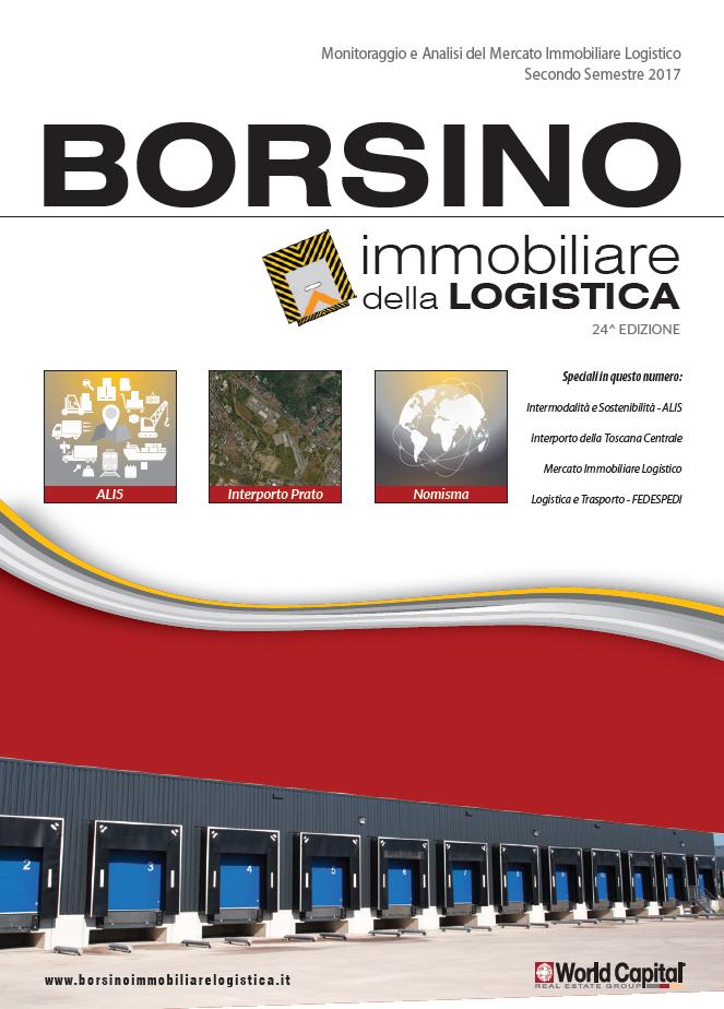 Borsino Immobiliare della Logistica - 21° edizione