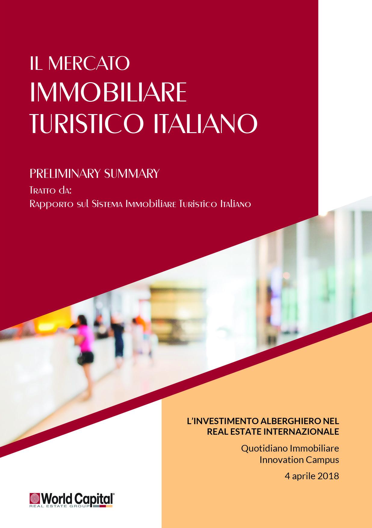 primo-rapporto-sistema-immobiliare-turistico-italiano